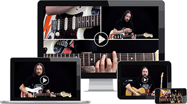 8 Week Ultimate Guitar Skill Workshop Online Access