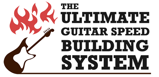 Ultimate Guitar Speed Building System