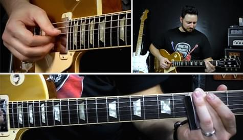tried and true classic blues slide licks